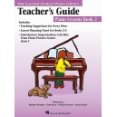 Hal Leonard Student Piano Library: Piano Lessons Book 2 (Teachers Guide)