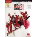 High School Musical 3 - Alto Saxophone