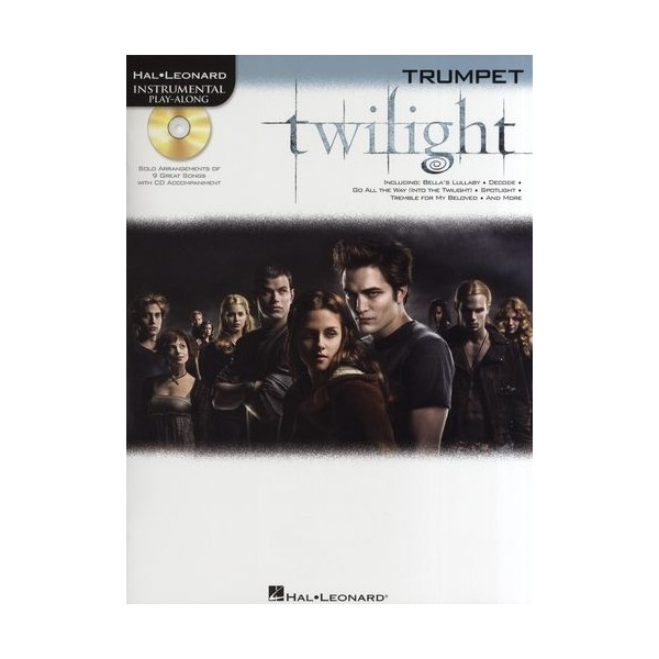 Hal Leonard Instrumental Play-Along: Twilight (Trumpet)