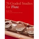 Harris, P - 76 Graded Studies for Flute. Book 1