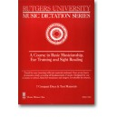 Rutgers University Music Dictation/Ear Training (7 CD Set)