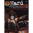 Drum Play-Along Volume 3: Hard Rock