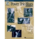 Dave Rubin: Power Trio Blues: Updated & Expanded Edition