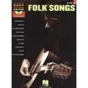 Easy Rhythm Guitar Volume 10: Folk Songs