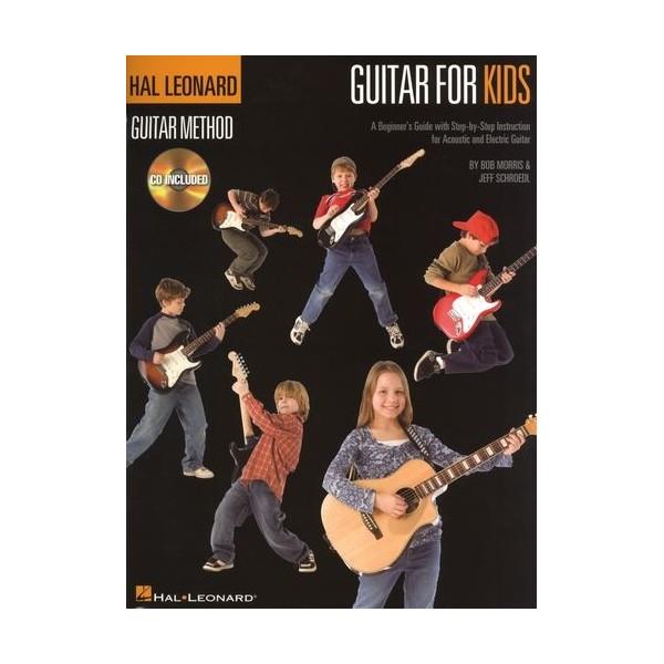 Hal Leonard Guitar Method: Guitar For Kids