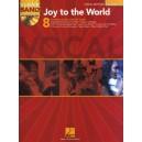 Worship Band Play Along Volume 5: Joy to the World (Voice)