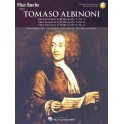 Albinoni - Oboe Concerti B flat, op. 7 no. 3: D major, op. 7, no. 6: D minor, op. 9, no. 2 - Music Minus One