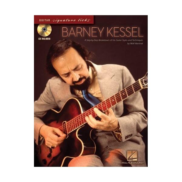 Barney Kessel - Signature Licks