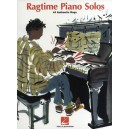 Ragtime Piano Solos - 44 Authentic Rags