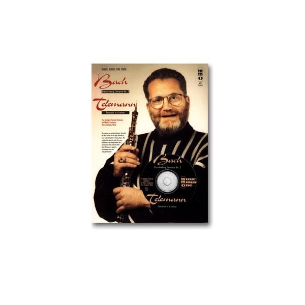 J.S. BACH Brandenburg Concerto No. 2: TELEMANN Concerto in A minor