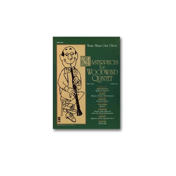 Woodwind Quintets, vol. I: Masterpieces for Woodwind Quintet