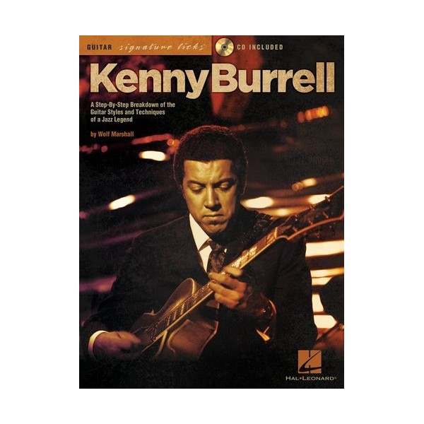 Kenny Burrell: Signature Guitar Licks