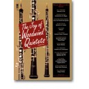 Woodwind Quintets, vol. II: The Joy of Woodwind Quintets - Oboe Play-along - Music Minus One