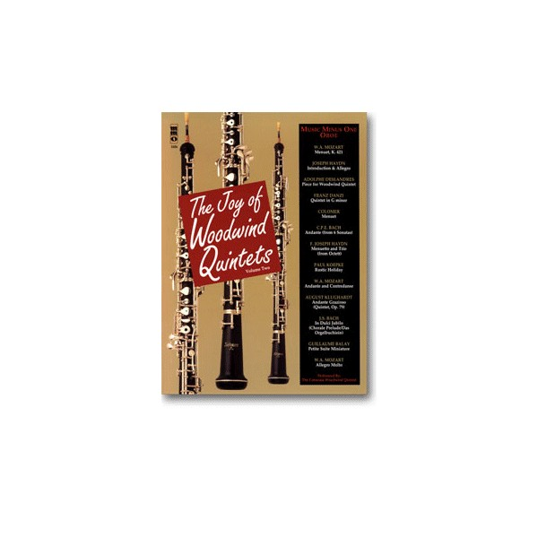 Woodwind Quintets, vol. II: The Joy of Woodwind Quintets