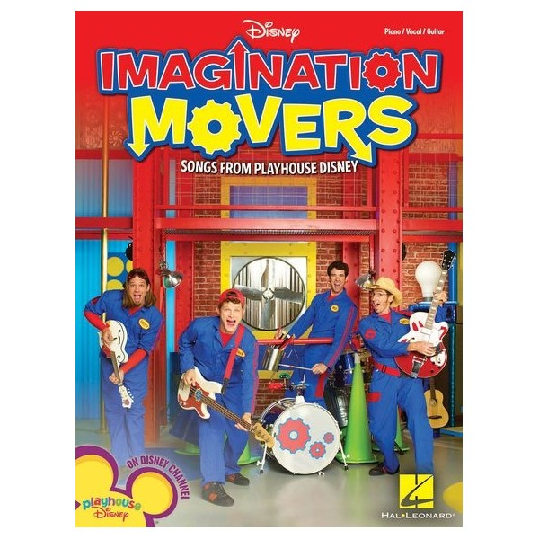 Imagination Movers Songs From Playhouse Disney Pvg