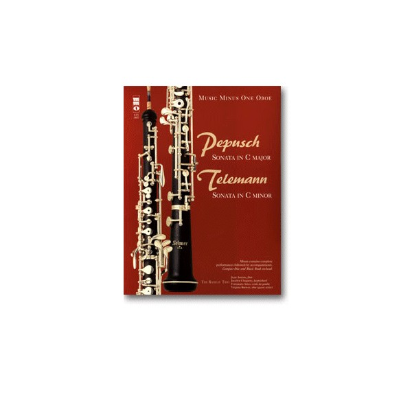 PEPUSCH Trio Sonata in C major: TELEMANN Trio Sonata in C minor