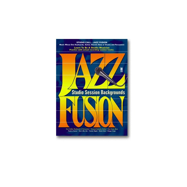 Studio Call: Jazz/Fusion (minus Piano)