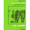 Lester, Bryan  -  Essential Guitar Skill - The Barre