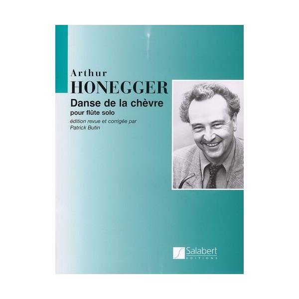 Honegger, Arthur - Danse De La Chevre (Flute)