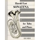 East, Harold  -  Sonatina For Tuba and Piano