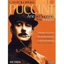 Puccini, Giacomo  -  Puccini Arias For Soprano