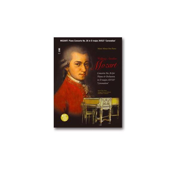 Concerto No. 26 in D major, KV537, Coronation (Digitally Remastered 2 CD set)