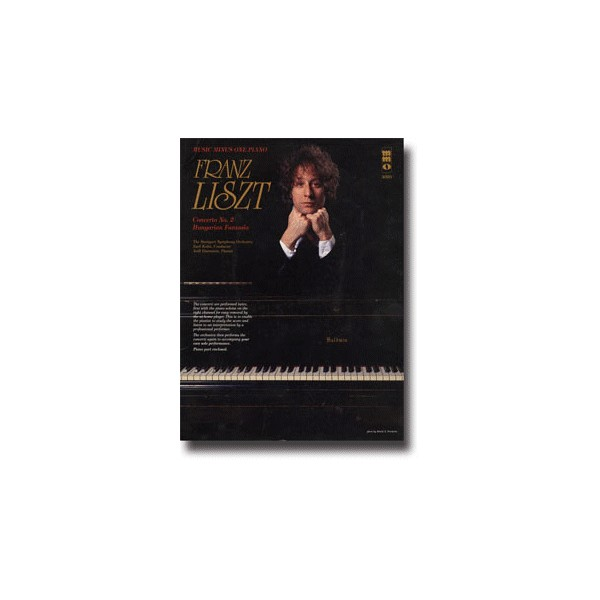 Concerto No. 2 in A major, S125: Hungarian Fantasia, S123