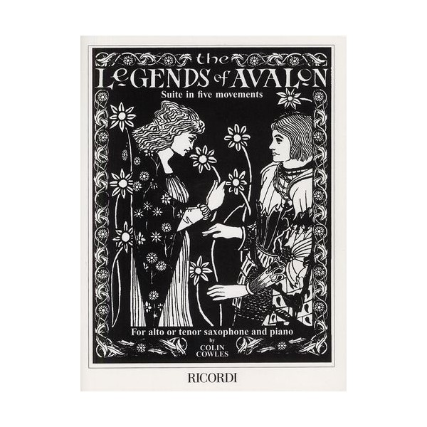 Cowles, Colin - The Legends Of Avalon