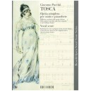 Puccini, Giacomo - Tosca - Opera Vocal Score