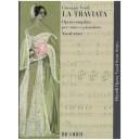 Verdi, Giuseppe - La Traviata - Opera Vocal Score