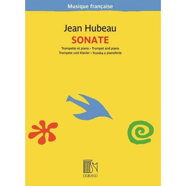 Hubeau, Jean - Sonata for Trumpet and Piano