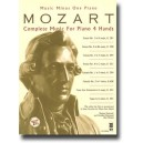 Mozart - Complete Music for Piano 4 Hands (2 CD Set) - Music Minus One