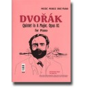 Dvorak - Quintet in A major, op. 81 - Music Minus One