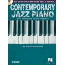 Hal Leonard Keyboard Style Series:  Contemporary Jazz Piano - The Complete Guide With CD