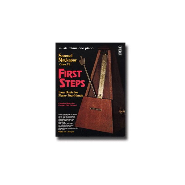 First Steps, op. 29