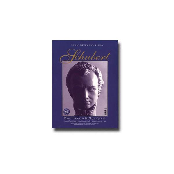 Piano Trio in B-flat major, op. 99, D898 (2 CD Set)