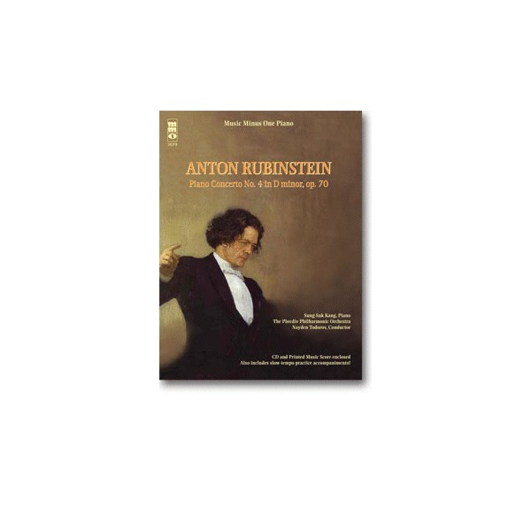 Concerto No. 4 in D minor, op. 70 (2 CD set)