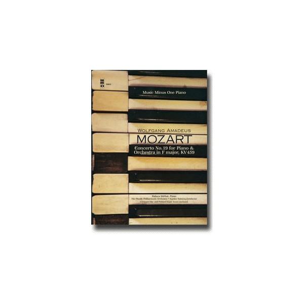 Concerto No. 19 in F major, KV459 (2 CD set)