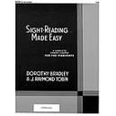 Bradley, Dorothy/Tobin, Raymond - Sight-Reading made Easy. Book 6 Intermediate
