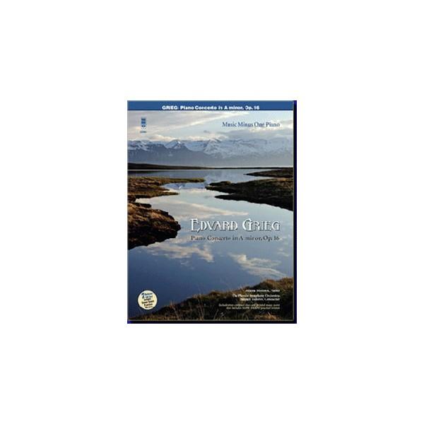 Piano Concerto in A minor, op. 16 (NEW RECORDING)