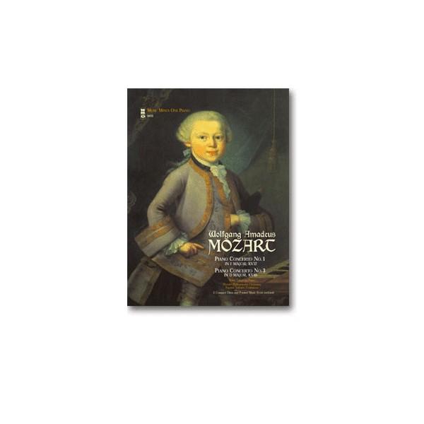 Concerto No. 1 in F major, KV37: Concerto No. 3, in D major, KV40 (2 CD set)