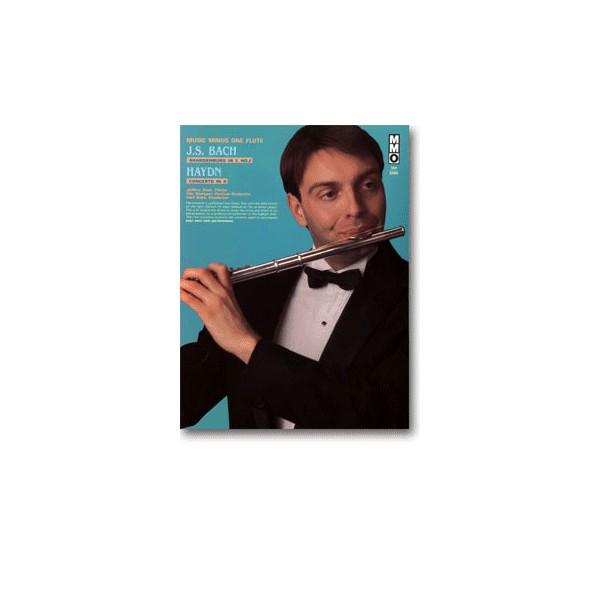 J.S. BACH Brandenburg Concerto No. 2 in F major: HAYDN Flute Concerto in D major, HobVII/1