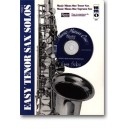 Easy Tenor Saxophone Solos: Student Edition, vol. I