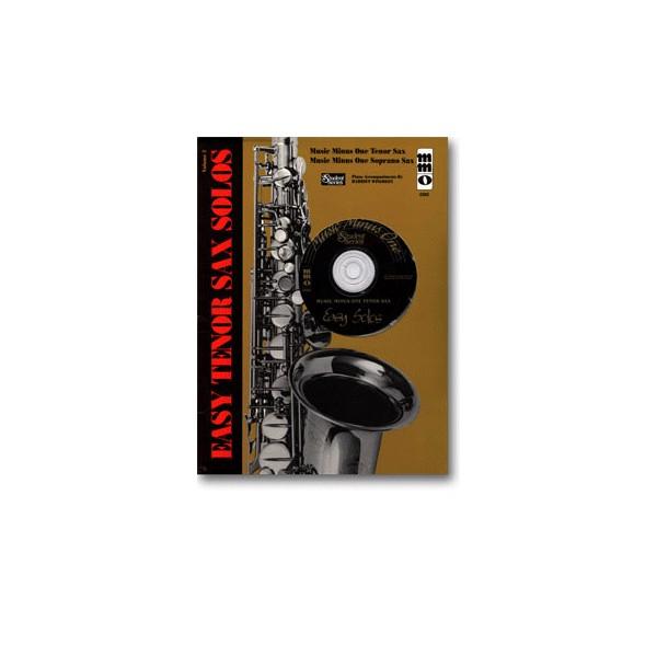 Easy Tenor Saxophone Solos: Student Edition, vol. II