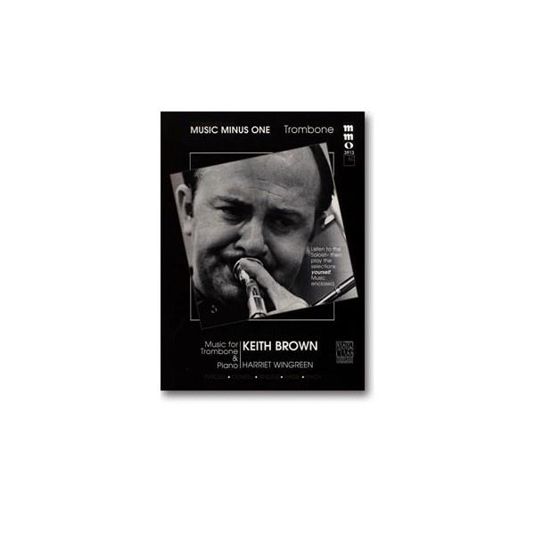 Intermediate Trombone Solos, vol. I (Keith Brown)