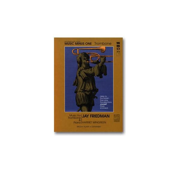 Intermediate Trombone Solos, vol. II (Jay Friedman)