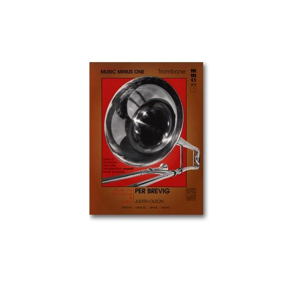Advanced Trombone Solos, vol. V (Per Brevig)