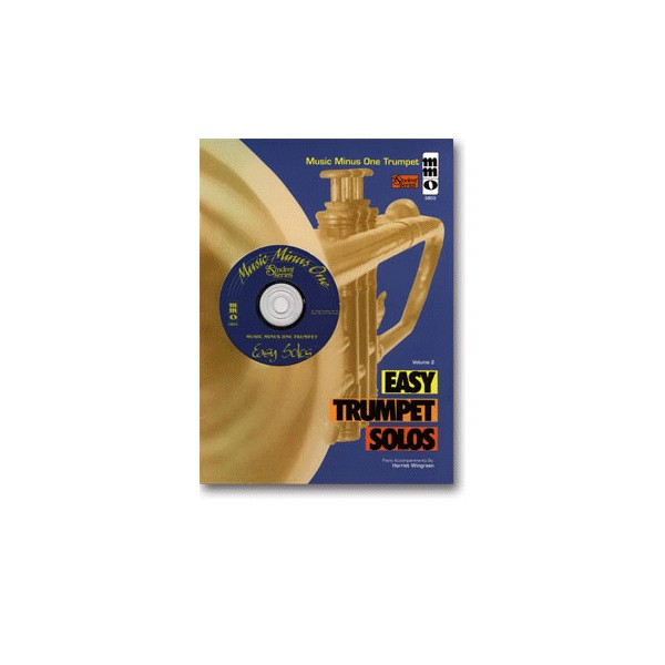 Trumpet Solos: Student Level, vol. II