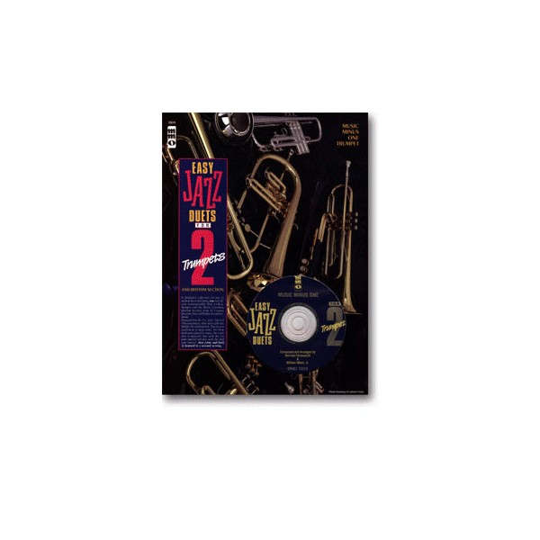 Easy Jazz Duets for Two Trumpets and Rhythm Section