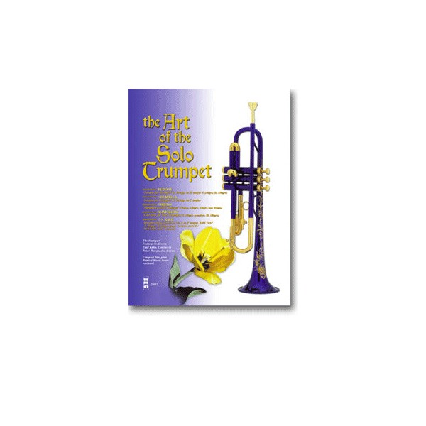 Art of the Solo Trumpet with Orchestral Accompaniment